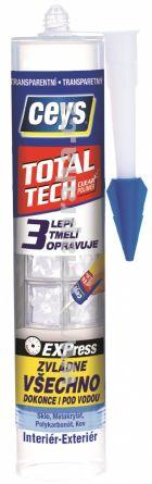 CEYS lepidlo TOTAL TECH EXPR.290ml trans